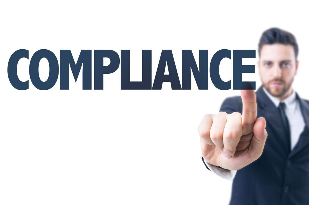 An image of compliance practice